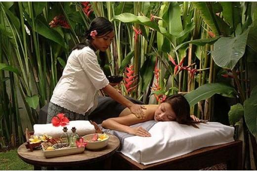 Балийский массаж в ROYAL THAI