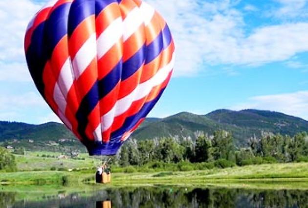 Полет на воздушном шаре - Красное Село и г.Пушкин