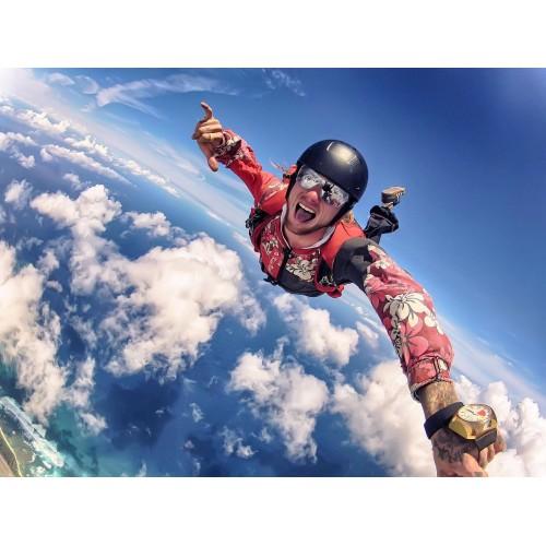 Самостоятельный прыжок с парашютом с 800 м