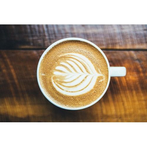 Кофейный мастер-класс и латте-арт