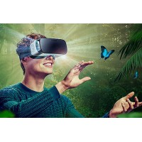 Приключение в клубе виртуальной реальности VR GAME CLUB  в Санкт-Петербурге