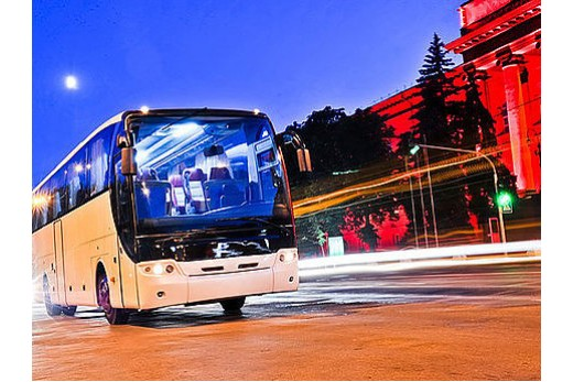 Ночная комбо экскурсия (теплоход + автобус)