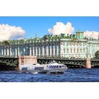 Поездка на Метеоре из Санкт-Петербурга до Петергофа