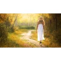 Фотосессия на прогулке