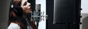 Запись песни в профессиональной студии